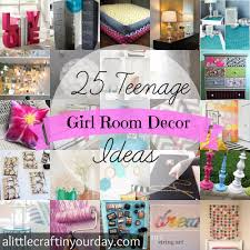 Room Decor Diy 25 Teenage Girl Room Decor Ideas A Little Craft In Your Daya