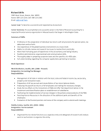 how to write an accounting resume accounting resume examples nguonhangthoitrang net