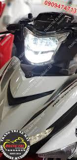 Đèn pha Led 2 tầng Exciter 150 phiên bản Sporty 2019