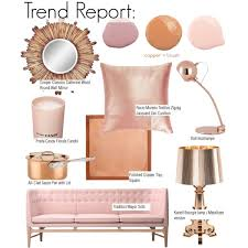 Small Picture Trend Report Copper Blush Polyvore