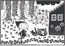 Illustratie Caroline Ellerbeck Illustrator Pagina 2