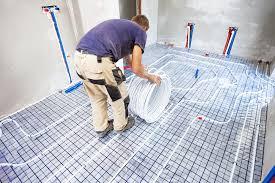 Fußbodenheizungssysteme werden in den estrich eingebaut. Fussbodenheizung Heizkreise Verlegeabstand Und Rohrdurchmesser