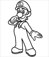 Super Mario Kart Coloring Pages Free Coloring Pages Free Kart To