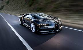Bugatti Chiron Supercar Sets World Record For 0-400 KPH ...