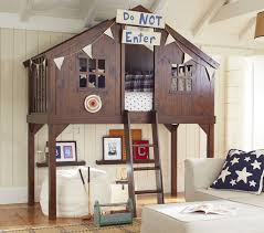 perfect tree house bunk beds for elegant the coolest birthday ts for 7