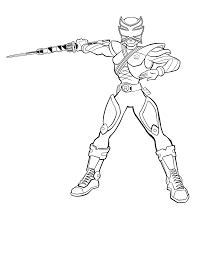 Marvelous Power Rangers Coloring Book Pdf Pokemons Printable Free