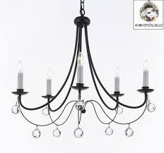 living decorative chandeliers