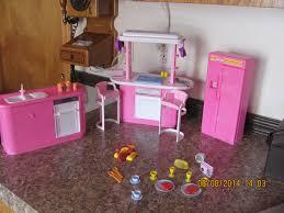 Barbie Kitchen Furniture Kitchen Playset 1992 Barbie Doll Barbie Kitchen Barbie And