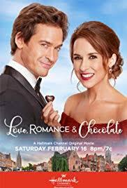 Romantic Movie Poster Love Romance Chocolate Tv Movie 2019 Imdb