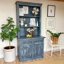 Farmhouse Hutch Fixer Upper Furniture Vintage Home