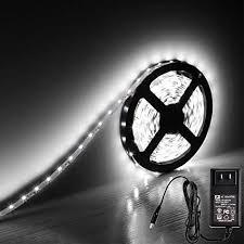 diy led strip lighting. Hykolity Waterproof Flexible DIY LED Strip Lights, 16.4FT 300 Units 2835 ,6000K Diy Led Strip Lighting