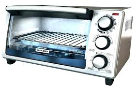black and decker convection countertop oven black and convection oven black and oven toaster 4 slice