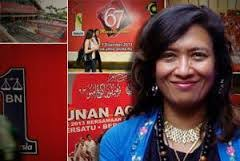 Image result for Mariam Mokhtar and Mahathir