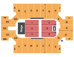 Cross Insurance Arena Bangor Seating Chart Buy Mercyme Tickets Seating Charts For Events Ticketsmarter