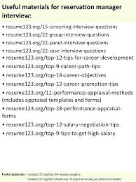 Hotel General Manager Resume Samples Hotel General Manager Resume