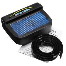 Solar Power Cooler Solar Power Car Window Auto Air Vent Cool Fan Cooler Ventilation