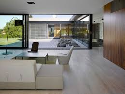 Open Living Room Designs Living Room Open Living Room Design With Glass Wall And White