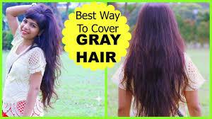 Henna Hair Color For Gray Hair