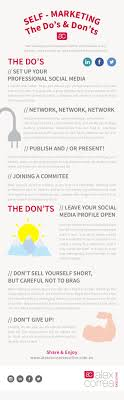self marketing do s and don ts the do s don ts self marketing the do s linkedin and twitter share