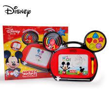 Disney Mickey Mouse Karikatura Magnetické Kreslicí Desky Vymazatelná Doodle Deska Pro Děti