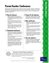 Conference Documentation Form Teachervision