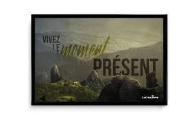 Vivez Le Moment Présent Quaribou