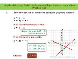 solve the system of equations using the graphing method y x 5 x 2y
