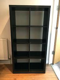 ikea expedit bookcase measurements cube bookcase x square shelves shelving unit black brown shelf book medium