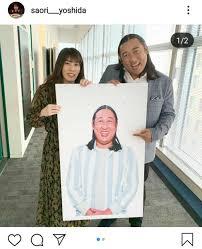 吉田沙保里ロバート秋山の2shotに髪型かぶってるの声 ザテレビ