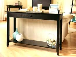 espresso console table small black sofa table espresso entryway table console sofa espresso console table sensational