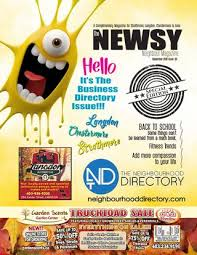The Newsy Neighbour September Issue 131 By The Newsy