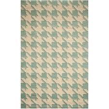 delhi rug in blue