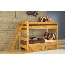 visions furniture. Visions Twin Over Bunk Bed - 4710 Furniture