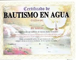 Certificado De Bautismo Template Certificado De Bautismo Cristiano Gratis Imagui Bautismo