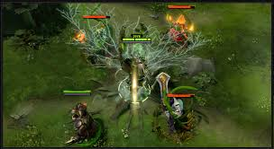 treant protector build guide dota 2 support rock tree roots
