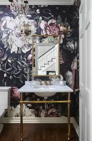 Powder Room Designs 35 Wallpaper For Powder Rooms On Wallpapersafari