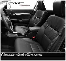 2016 honda civic sedan leather upholstery