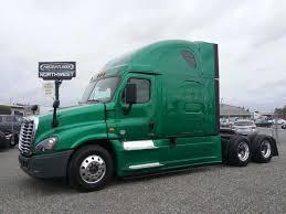 2019 Freightliner Cascadia Green Engine Light Used Heavy Duty Truck Inventory Freightliner Northwest