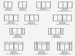 photo of standard patio door size the standard of sliding patio door sizes ez home maintanance