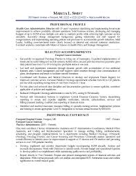 Executive Resume Sample Fresh It Executive Resume Sample Free Download Meridiahowto 35