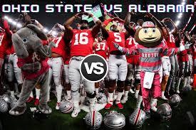 Ohio State vs Alabama Live Stream ...