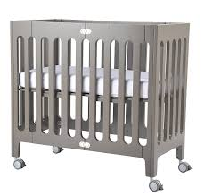 bloom alma urban crib frame frost grey amazonca baby