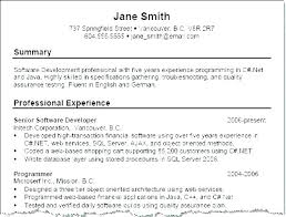 Resume Profile Summary Examples Example Resume Profile Statements Delectable Resume Summaries