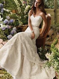 figure flattering sweetheart wedding gowns for brides designers