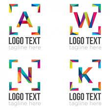 Templates For Logo Logo Templates Collection Vector Free Download