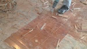 how to remove glue down engineered hardwood ameri floors atlanta