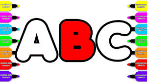 Share photos and videos, send messages and get updates. Alphabet Abc Coloring Pages How To Draw Alphabet A To C Coloring Pages For Kids Baby Youtube