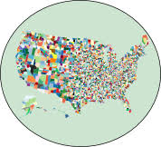 Us Map Chart United States Counties Mapchart