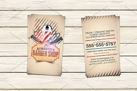 barbershop business cards barber shop business card template business card templates
