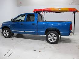 Darby Extend-A-Truck Kayak Carrier w/ Hitch Mounted Load Extender ...